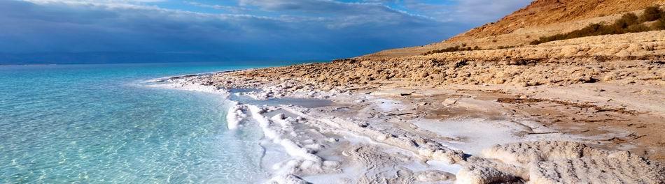 holt tenger jordánia